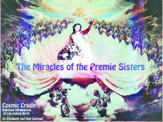 The miracle of the preemie sisters - Cosmic Cradle