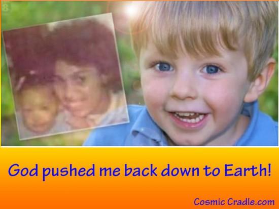 luke past life memory cosmic cradle